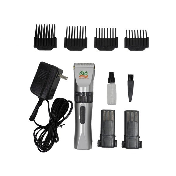 Rechargeable Pet Hair Grooming Clippers
