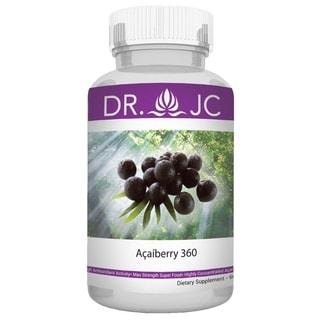 Dr. JC Acaiberry 360 (60 Count)