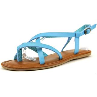 Mia Women's 'Cruise' Faux Leather Sandals