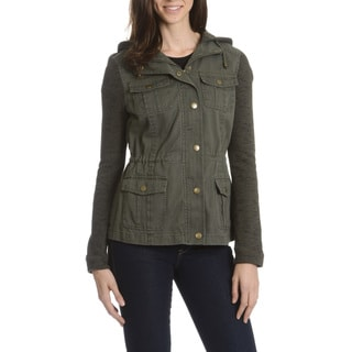 Ashley Women's Green Anorak Jacket