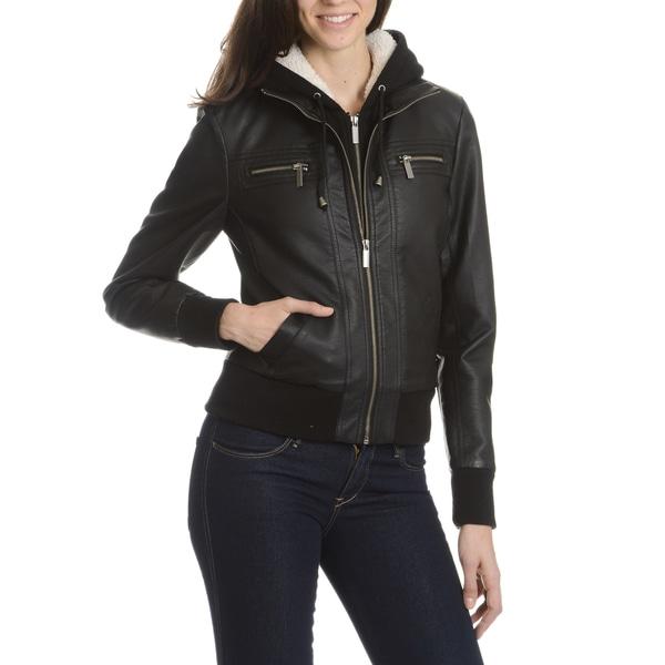 Ashley Women's Faux Fur Lined Jacket