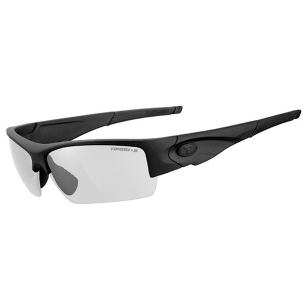 2016 Tifosi Z87.1 Lore Matte Black Tactical Safety Sunglasses