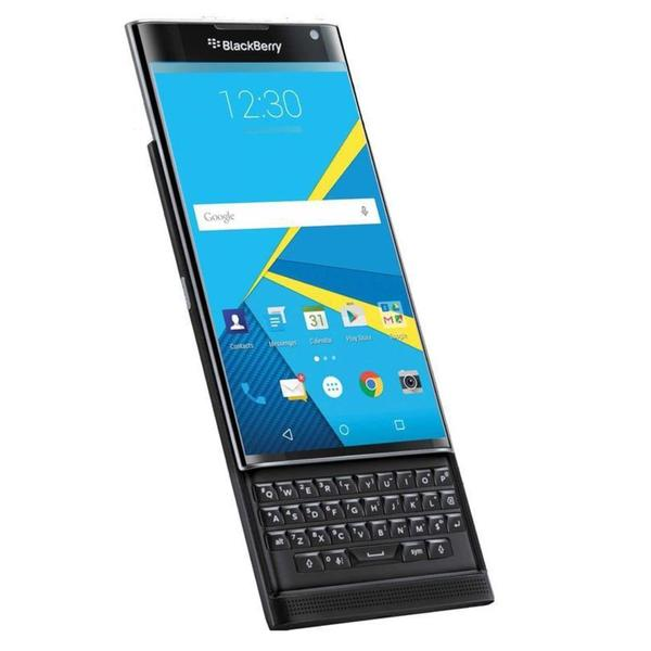 BlackBerry Priv STV100-1 32GB Unlocked GSM 4G LTE Slider Android Cell Phone - Black