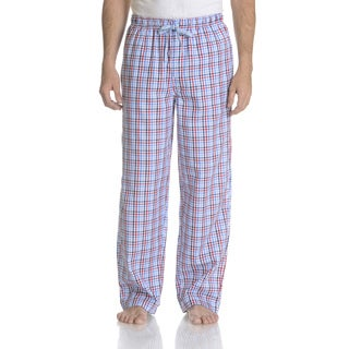 Reed Edward Men's Plaid Lounge Pants