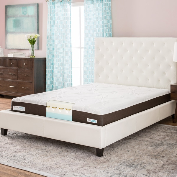 ComforPedic from BeautyRest 8-inch Full-size Memory Foam Mattress
