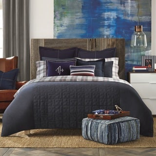 Tommy Hilfiger Academy Navy Duvet Cover
