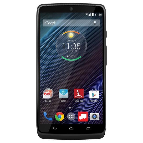 Motorola DROID Turbo XT1254 32GB Verizon + Unlocked 4G LTE GSM Android Seller Refurbished Cell Phone