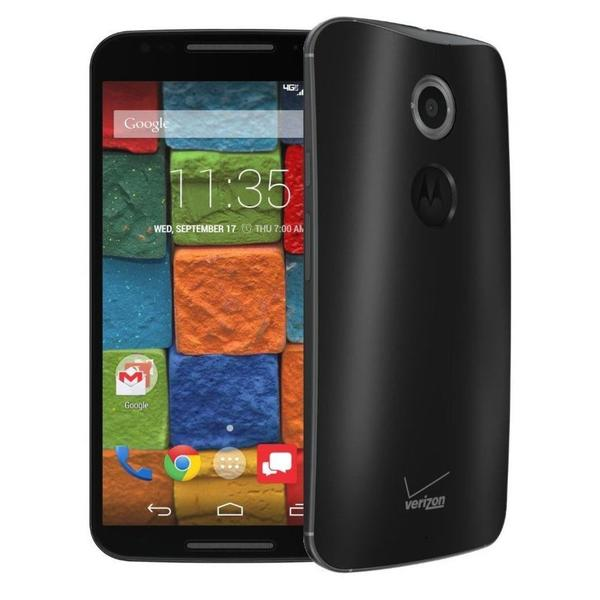 Motorola MOTO X (2nd Gen) XT1096 Verizon + Unlocked GSM Android Seller Refurbished Cell Phone -Black