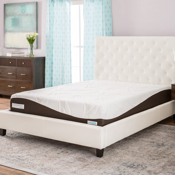 ComforPedic from BeautyRest 10-inch Twin-size Memory Foam Mattress