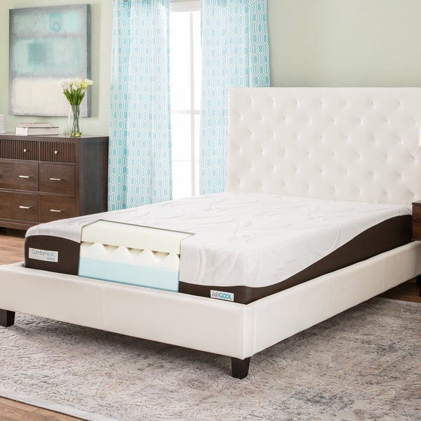 ComforPedic from BeautyRest 10-inch Full-size Memory Foam Mattress