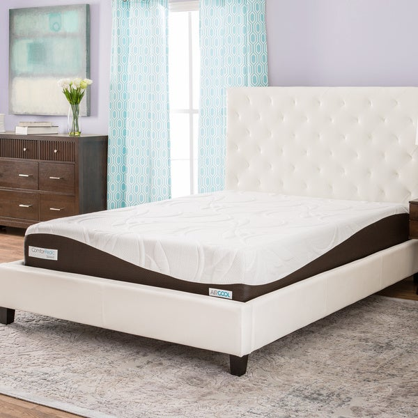 ComforPedic from BeautyRest 10-inch King-size Memory Foam Mattress
