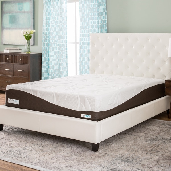 ComforPedic from BeautyRest 12-inch Full-size Memory Foam Mattress