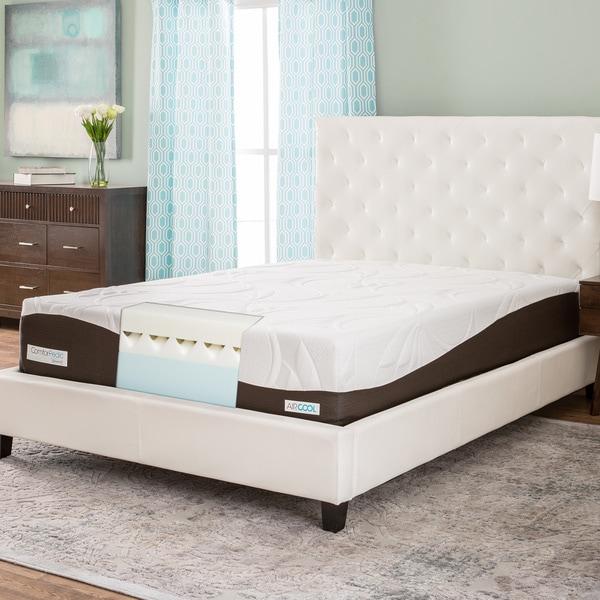 ComforPedic from BeautyRest 12-inch Full-size Memory Foam Mattress