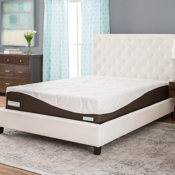 ComforPedic from BeautyRest 12-inch Queen-size Memory Foam Mattress
