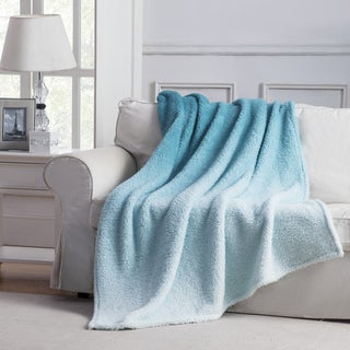 VCNY Jessica Ombre Throw