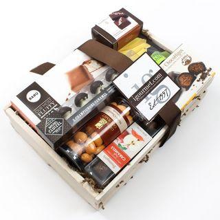 igourmet Chocolate Covered Goodies Gift Crate