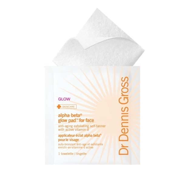 Dr. Dennis Gross Alpha Beta Glow Pad for Face (50 Packettes)