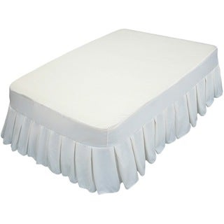Altimair Twin Size Fabric Cover Bed Skirt for Air Mattresses