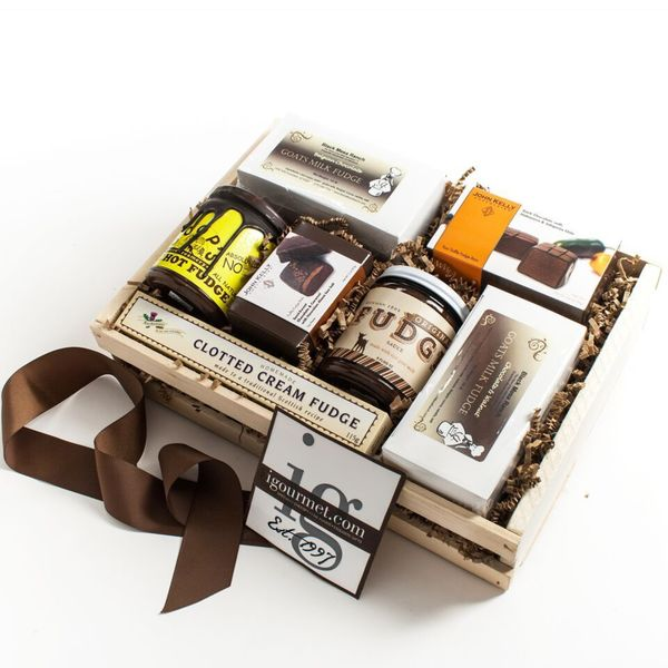 Ultimate Fudge Gift Crate