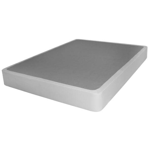 Priage 9-inch Full-size Smart Box Spring Mattress Foundation (As Is Item)
