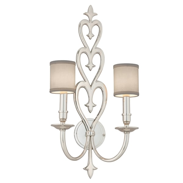 Corbett Lighting Heart Throb 2-light Wall Sconce