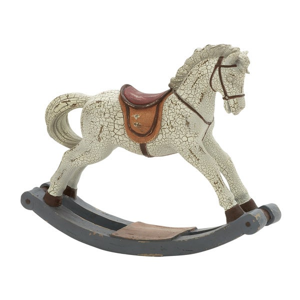 Rocking Horse Figurine