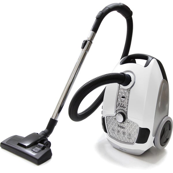 Prolux Tritan Canister Vacuum HEPA Sealed Hard Floor Vacuum with Powerful 12 Amp Motor 16863242