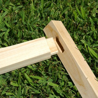 Riverstone Industries Eden Quick Assembly 11-inch Raised Garden Bed (4x4)