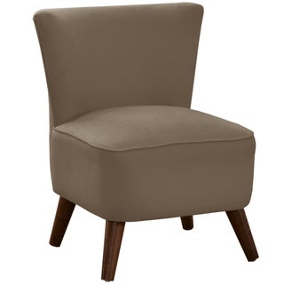 Skyline Furniture Upholstered Chair in Klein Mouse Shade
