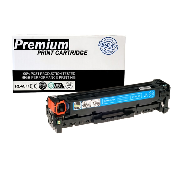 Compatible Canon 118 Cyan Color Toner Cartridge for Printers ImageClass LBP7200CDN MF8350CDN