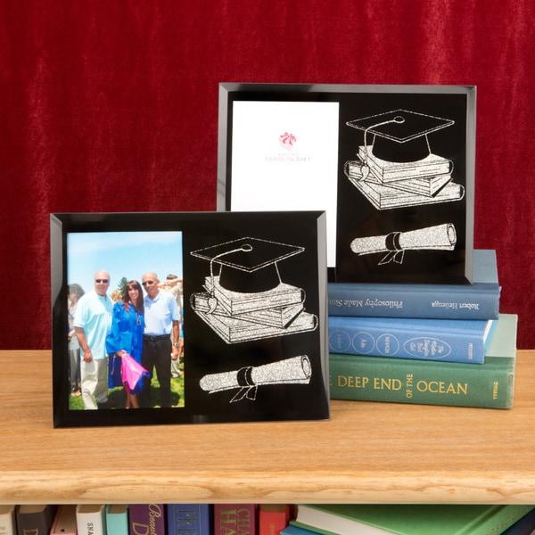 Glass Graduation Frame