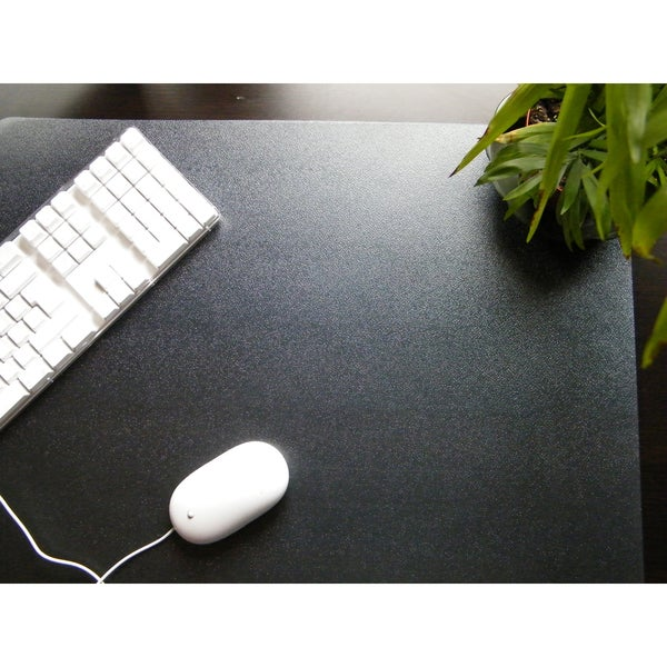 "Desktex PET 100% Post Consumer Recycled Smooth Back Desk Mat (20"" X 36"")"