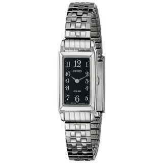 Seiko Women's 'Core' Expansion Silvertone Watch