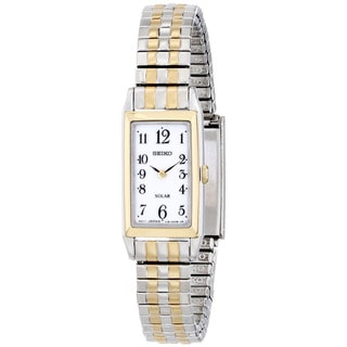 Seiko Women's 'Core' Expansion Two-Tone Stainless Steel Watch