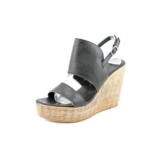 Matisse Women's 'Dante' Faux Leather Wedges Sandals