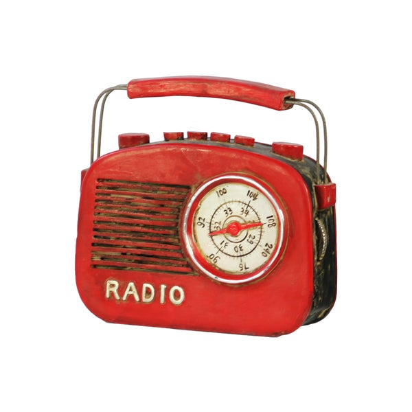 Red Resin Radio