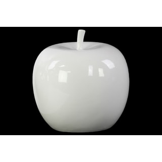 Ceramic Apple White
