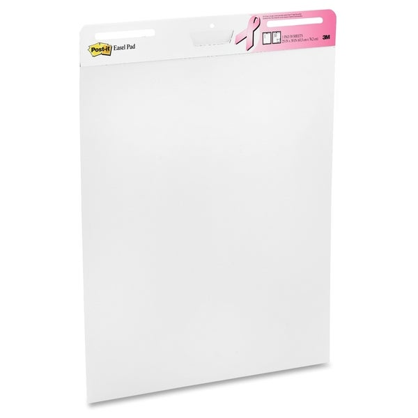 Post-it Super Sticky Self-Stick Easel Pad - 2/CT