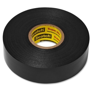 Scotch Super 33 Plus Vinyl Electrical Tape - 10/CT