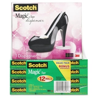 Scotch Magic Tape - 12/PK