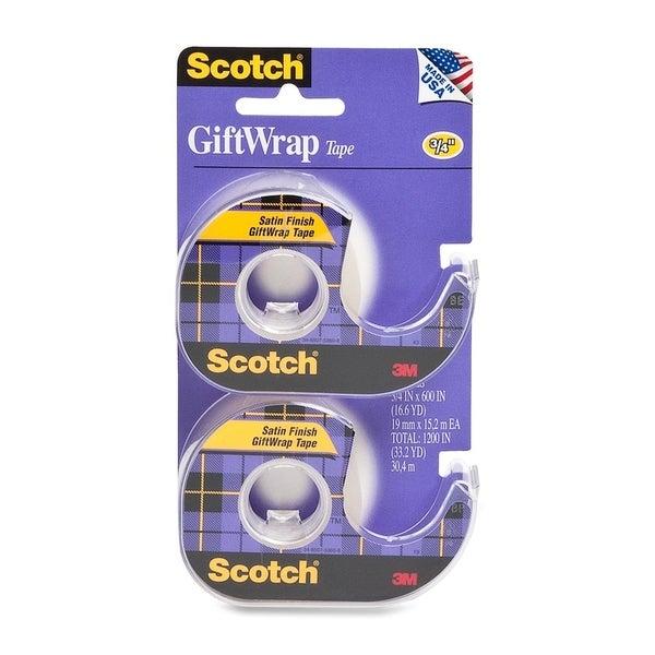 Scotch Gift Wrap Tape - 2/PK