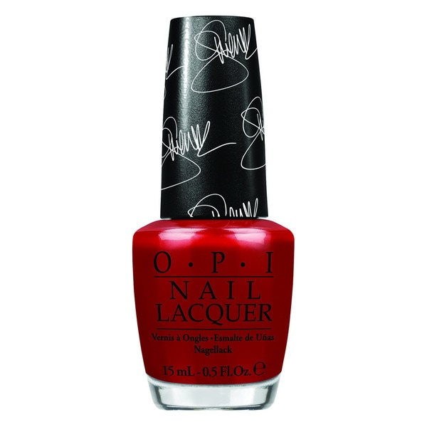 OPI Gwen Stefani Over and Over-A-Gwen Nail Lacquer