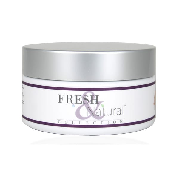 Fresh and Natural Luxury Shea and Cocoa Body Butter Moisturizer