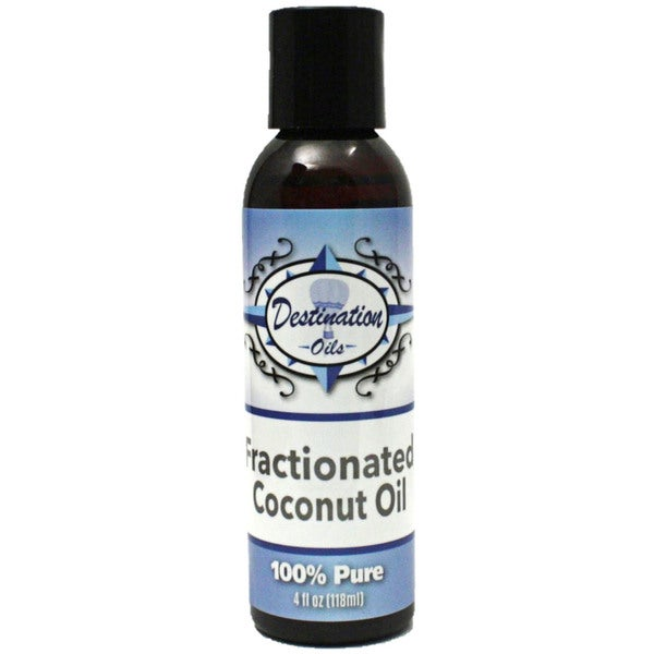 4-ounce Fractionated Coconut Oil Carrier for Essential Oils