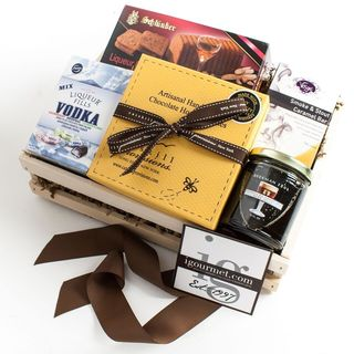 igourmet Drunken Sweets Gift Crate