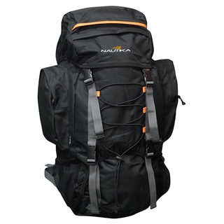 Nautika Intruder Black 60L Backpack
