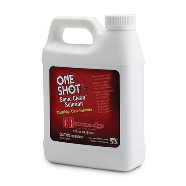 Hornady LNL Sonic Brass Solution Quart