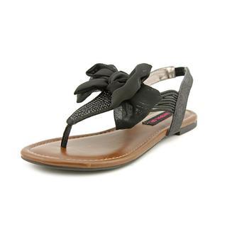 Material Girl Women's 'Skylar' Fabric Sandals