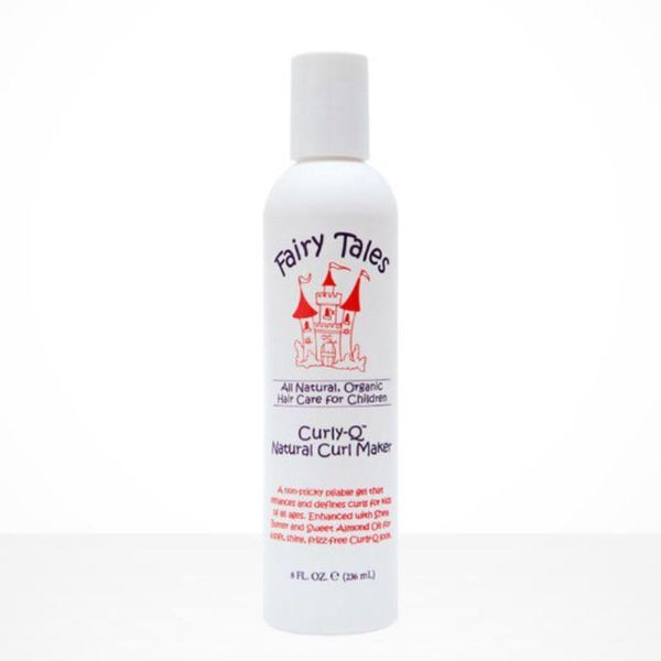 Fairy Tales Curly Q 8-ounce Natural Curl Maker Gel