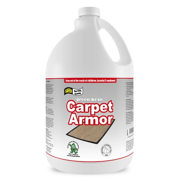 Carpet Armor - Instant Carpet Stain Cleaner & Carpet Protector Spray, 1 Gallon